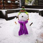 Bij Hen organiseert sneeuwpop wedstrijd en geeft een lekkere prijs weg